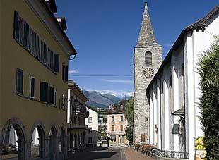 Sierre Altstadt